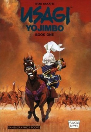 Usagi Yojimbo - Usagi Yojimbo, Book 1: The Ronin