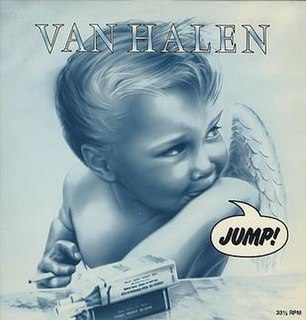 Jump (Van Halen song) 1983 single by Van Halen