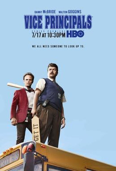 Picture of a TV show: Vice Principals