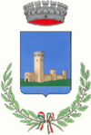 Coat of arms of Villimpenta