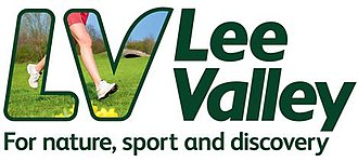 Lee Valley Park - Image: Visit lee valley destination logo