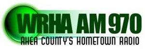 WRHA - Image: WRHA logo