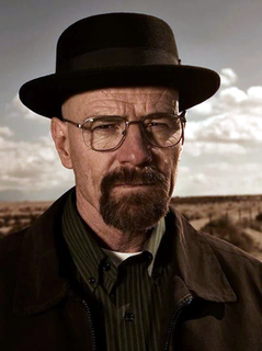 Walter White (<i>Breaking Bad</i>) Fictional character in the television drama series Breaking Bad