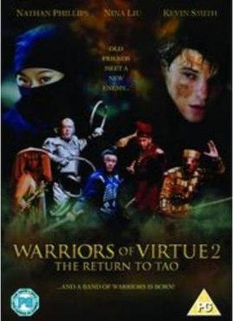 Warriors of Virtue: The Return to Tao - Image: Warriors of Virtue The Return to Tao