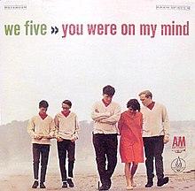 you were on my mind lyrics: