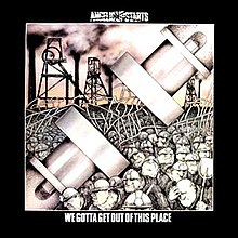 We Gotta Get Out of This Place (album) - Wikipedia, the free