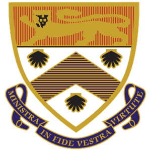 Wesley College, University of Sydney - Image: Wesley College, University of Sydney coat of arms