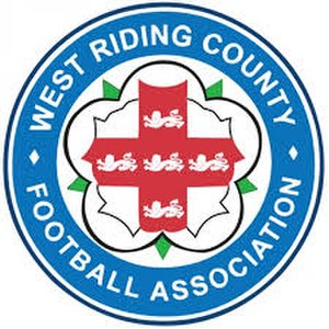 West Riding County Football Association - Image: West Riding County Football Association logo