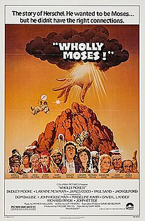 <i>Wholly Moses!</i> 1980 American Biblical spoof film