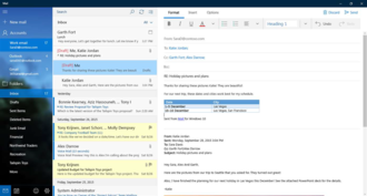 Mail (Windows) - Image: Windows Mail