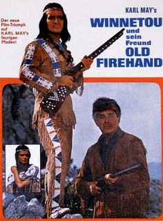 <i>Winnetou and Old Firehand</i> 1966 film by Alfred Vohrer