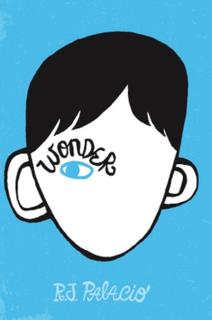 <i>Wonder</i> (Palacio novel) R.J. Palacio novel
