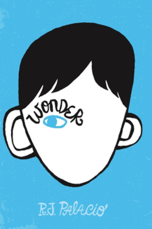 Wonder (Palacio novel) - Image: Wonder Cover Art