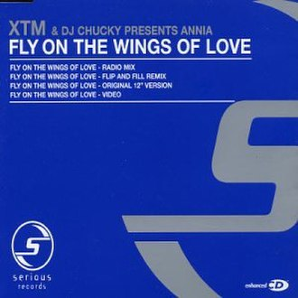 Fly on the Wings of Love - Image: XTM Fly on the Wings of Love 2000