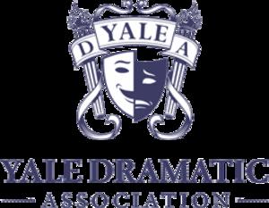 Yale Dramatic Association - Image: Yale Dramatic Association logo