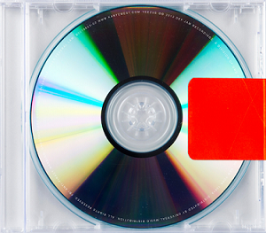 DONDA - The cover art for West's 2013 album Yeezus is a hallmark example of DONDA's minimalistic aesthetic
