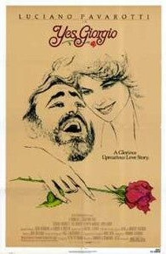 Yes, Giorgio - Original movie poster