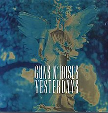 yesterdays guns n roses song wikipedia