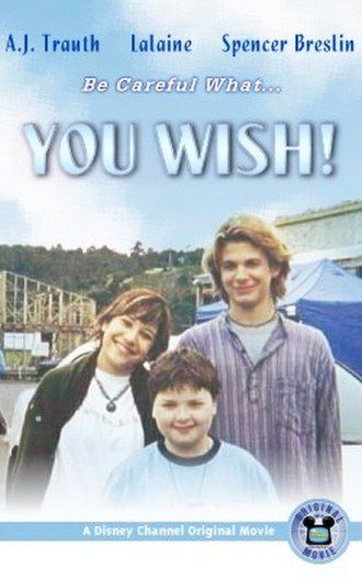 You Wish! (film) - Promotional poster