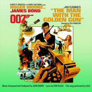 The Man with the Golden Gun (soundtrack) - Image: 007TMWTGGsoundtrack