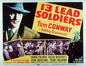 13 Lead Soldiers - Film poster