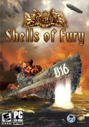 1914 Shells of Fury - Cover art