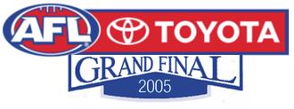 2005 AFL Grand Final - Image: 2005AFLGrand Final