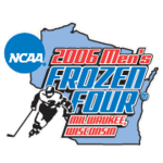 2006 Frozen Four logo