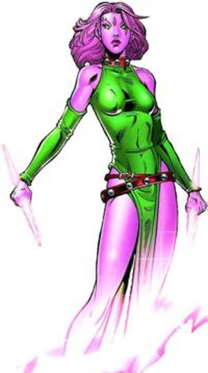 Blink (comics) - Image: 200px Blink 012
