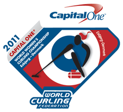 2011 Capital One World  Women's Curling Championship