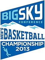 2013 Big Sky Men's Basketball Championship Logo.jpg