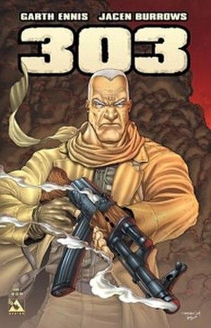 303 (comics) - Image: 303Garth Ennis