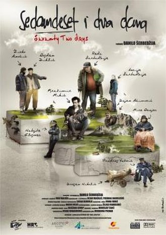 72 Days - Film poster