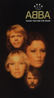 <i>Thank You for the Music</i> (box set) 1994 box set by ABBA
