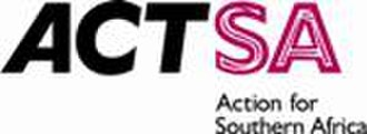 ACTSA: Action for Southern Africa - Logo of ACTSA: Action for Southern Africa