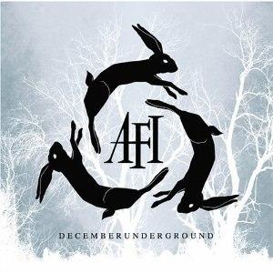Decemberunderground - Image: AFI Decemberunderground cover