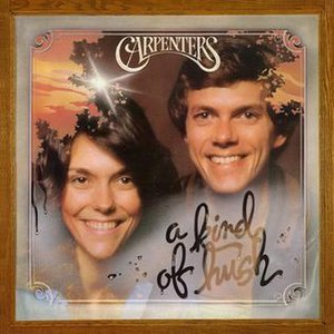A Kind of Hush (album) - Image: A Kind Of Hush (Carpenters album)