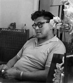 Abe Okpik - Okpik in April 1964