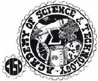 Conroe ISD Academy of Science and Technology - Image: Academyofscienceandt echnologylogo