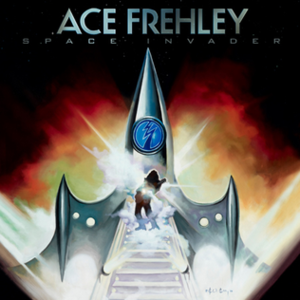 Space Invader (album) - Image: Ace Frehley Space Invader