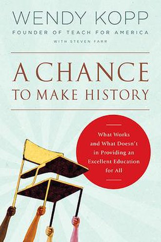 A Chance to Make History - Image: Achancetomakehistory cover