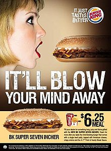 Burger King Specialty Sandwiches Wikiwand