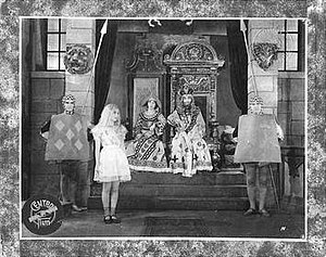 Alice in Wonderland (1931 film) - Publicity still from the film