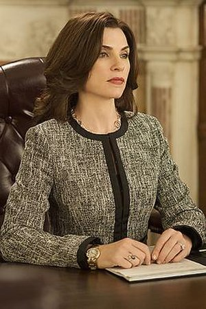 Alicia Florrick - Julianna Margulies as Alicia Florrick in Season 5