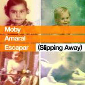Slipping Away (Moby song) - Image: Amaral Single Slipping Away