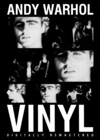 Vinyl (1965 film) - DVD cover