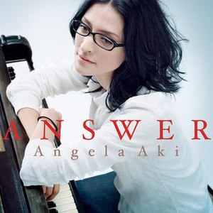 Answer (Angela Aki album) - Image: Angela Aki Answer Album Cover