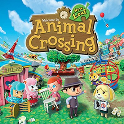 Picture of a game: Animal Crossing: New Leaf