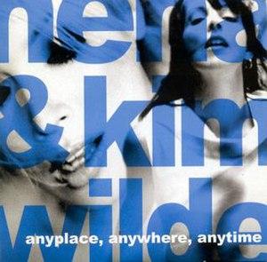 Irgendwie, irgendwo, irgendwann - Image: Anytime Kim Wilde