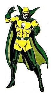 Atomic Skull Fictional characters in DC Comics